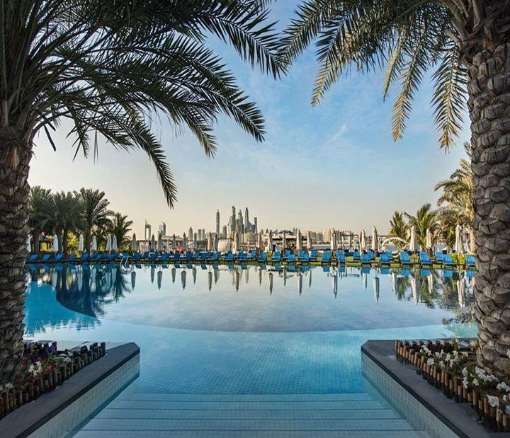 Rixos The Palm Dubai cover
