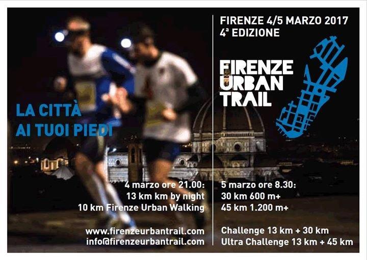 Firenze Urban Trail cover