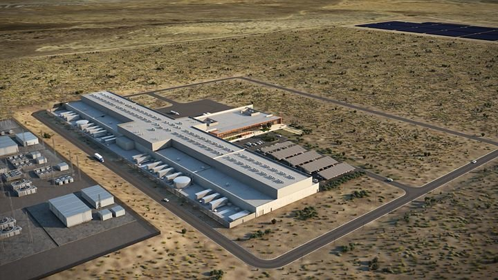 Los Lunas Data Center cover