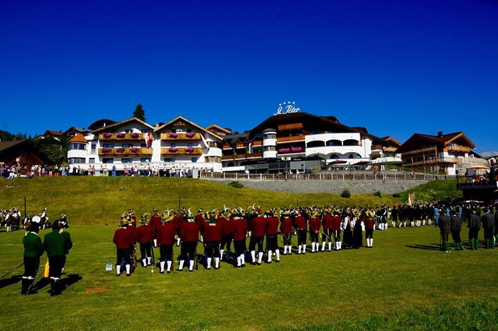 St. Peter Hotel Seefeld cover
