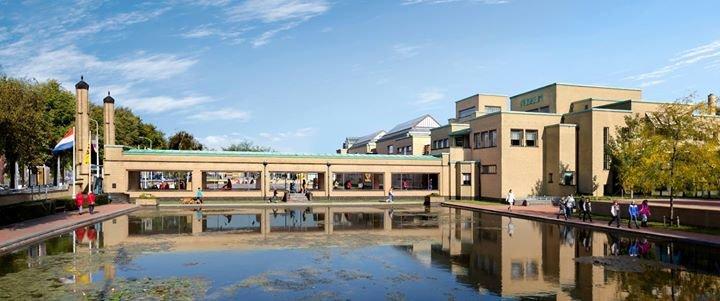 Gemeentemuseum Den Haag cover