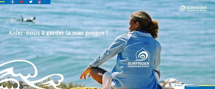 Surfrider Foundation Maroc cover