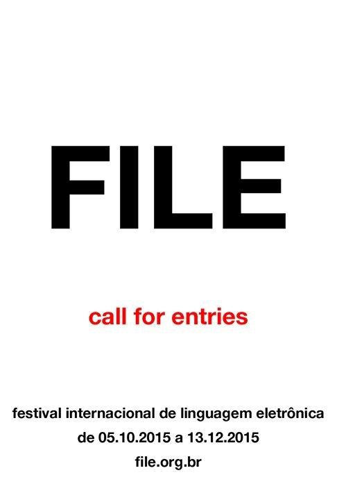 FILE festival cover