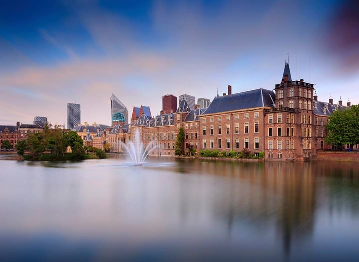 The Hague Marketing Bureau cover