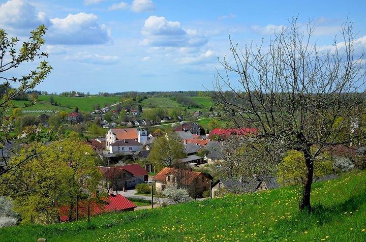 Sabiles pilsēta un Abavas pagasts cover