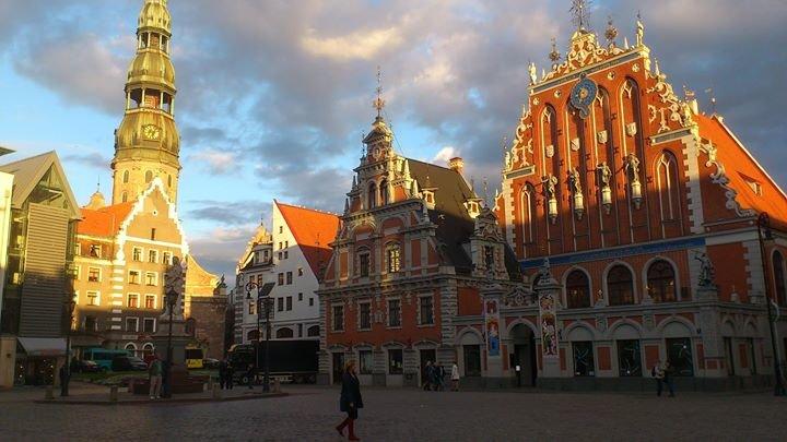 DAAD Estonia, Latvia & Lithuania cover