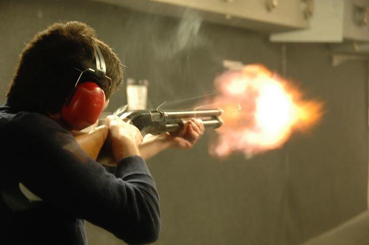 Riga Shooting cover