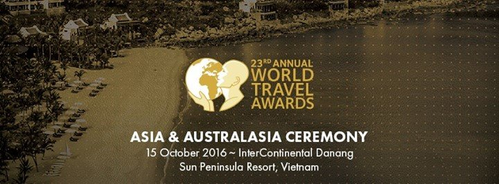 World Travel Awards cover