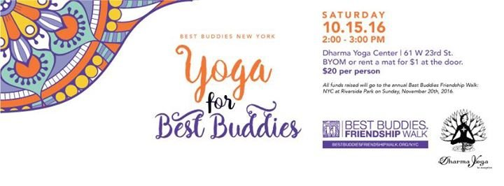 Best Buddies New York cover