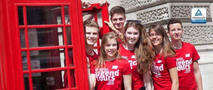 Jugendtours Klassenfahrten cover
