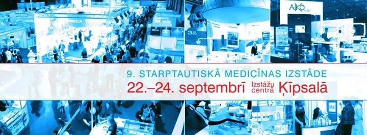 Izstāde Medbaltica cover