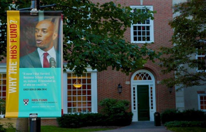 Harvard Business School Alumni cover