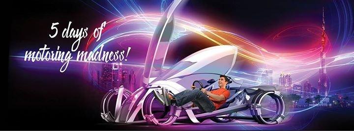 Dubai International Motor Show cover