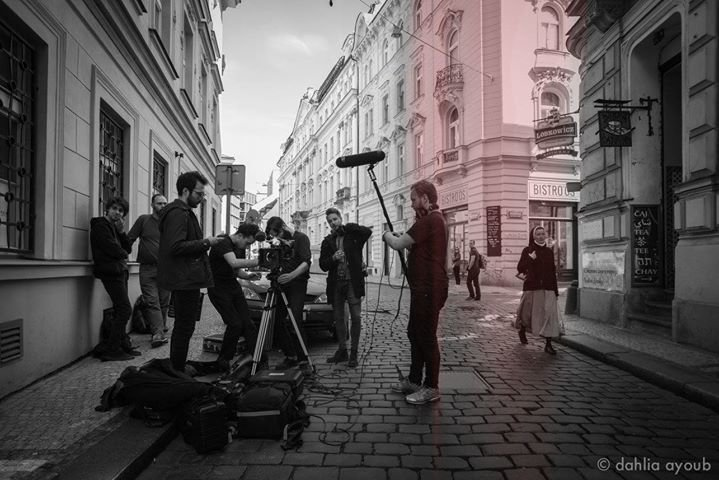 Prague Film School cover