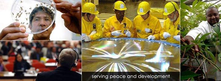 International Atomic Energy Agency (IAEA) cover