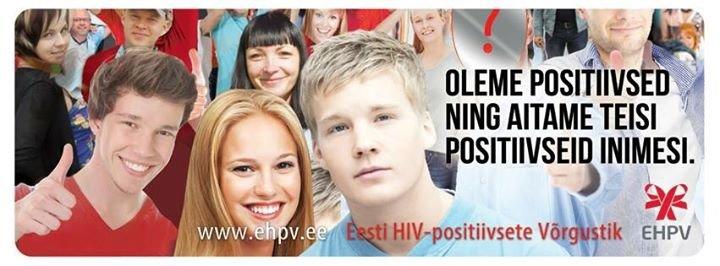 EHPV - Eesti HIV-positiivsete võrgustik cover