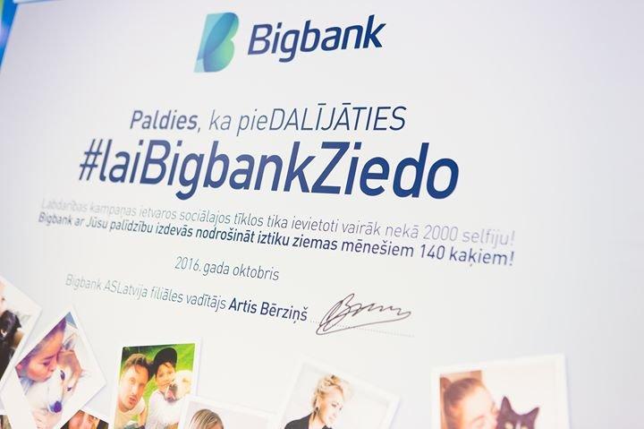 Bigbank Latvija cover
