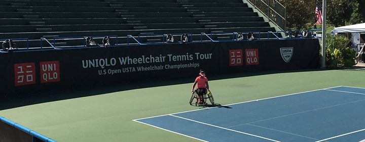 ITF Wheelchair Tennis cover