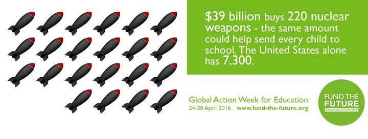 Global Campaign for Education cover