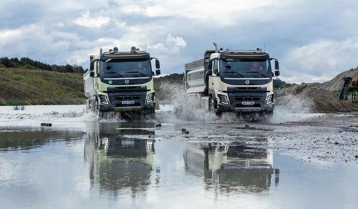 Volvo Trucks Estonia cover