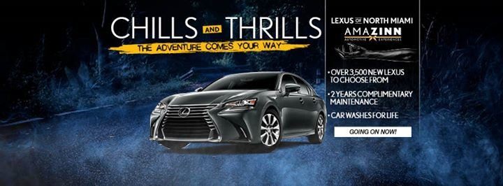 Lexus of North Miami cover