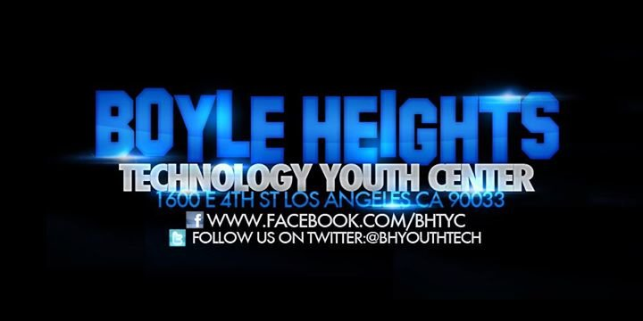 Boyle Heights Technology Youth Center cover