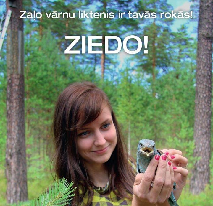 Latvijas Ornitoloģijas biedrība cover