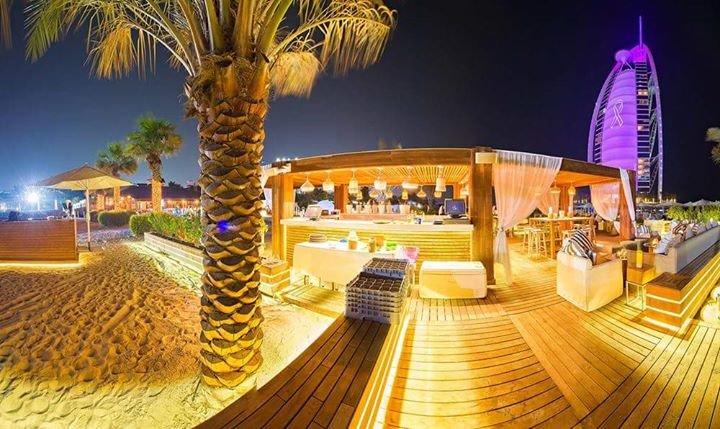 Beach Lounge cover