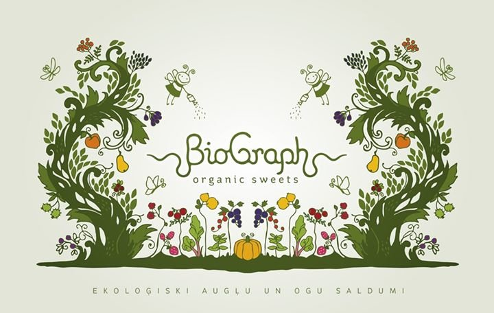 BioGraph Organic Sweets cover