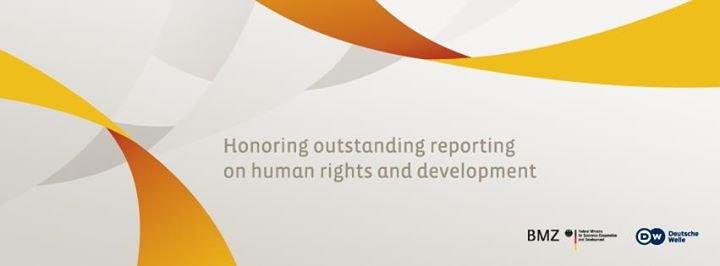 German Development Media Awards cover