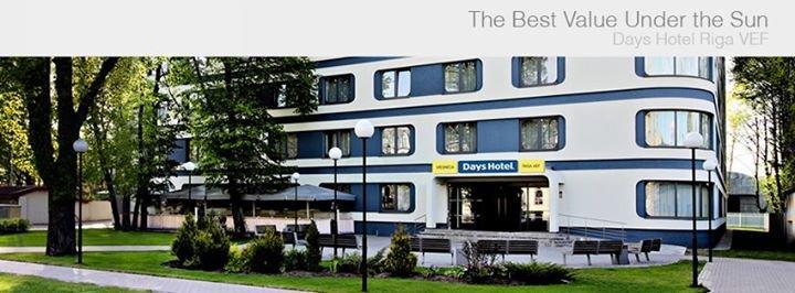 Days Hotel Riga VEF cover