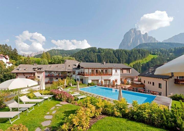 Vitalpina Hotel Dosses cover