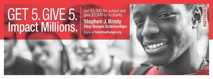 Sodexo Foundation - STOP Hunger cover