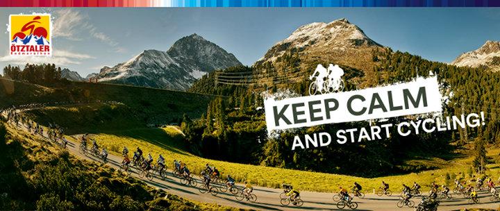 Ötztaler Radmarathon cover