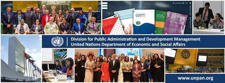 UNPAN- United Nations Public Administration Network cover