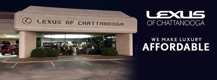 Lexus of Chattanooga cover