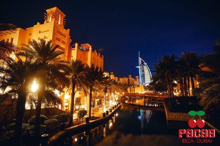 Pacha Dubai cover