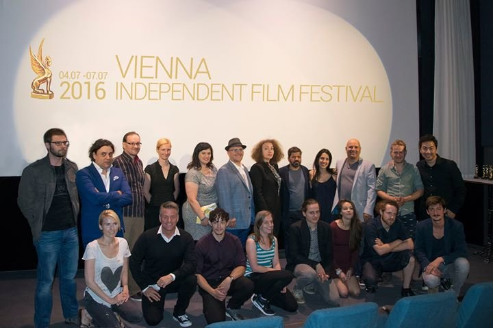 VIFF Vienna Independent Film Festival cover