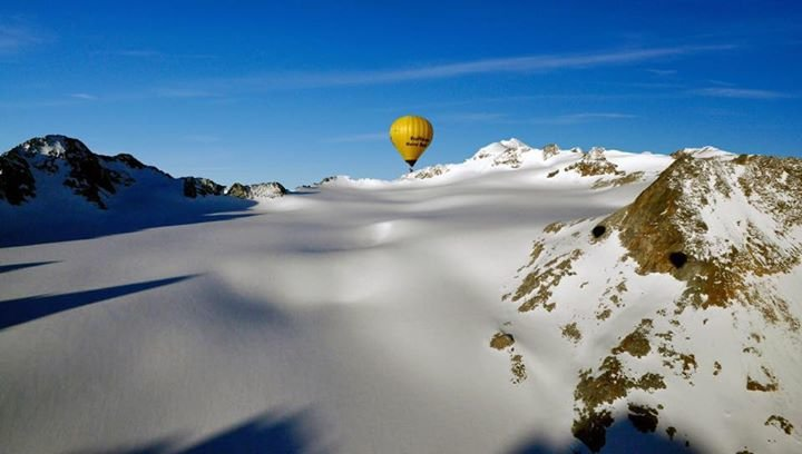 Alpine Ballooning - Austria/Tirol cover
