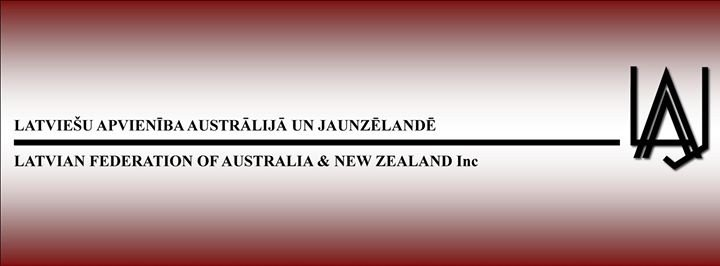 Latvian Federation of Australia and New Zealand cover