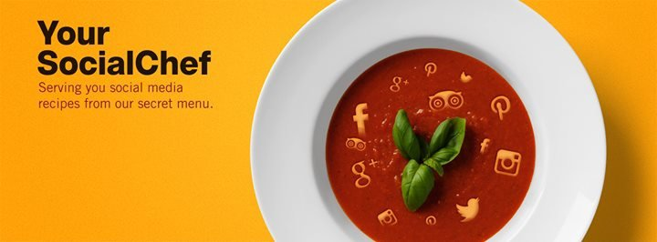 Your SocialChef cover
