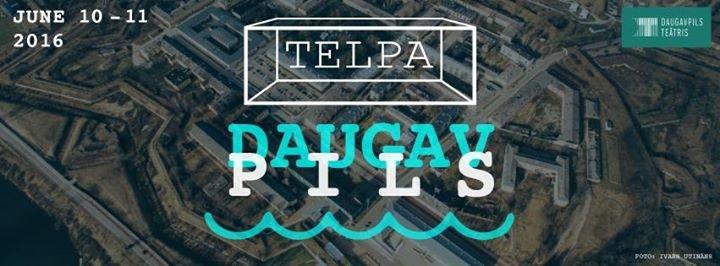 Telpa Daugavpils cover