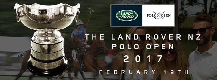 Land Rover NZ Polo Open cover