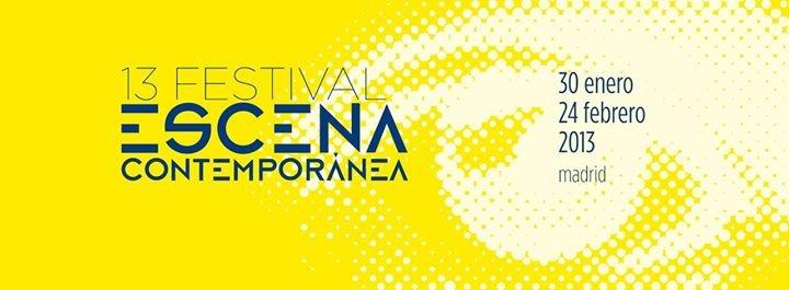 Festival Escena Contemporánea cover