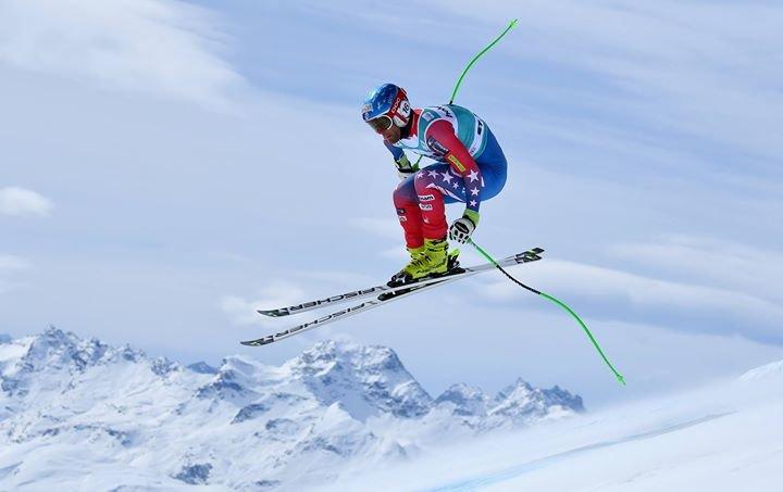 U.S. Ski Team cover