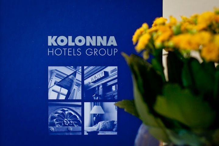 Kolonna Hotels Group cover