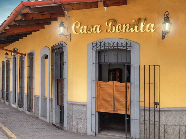 Casa Bonilla cover