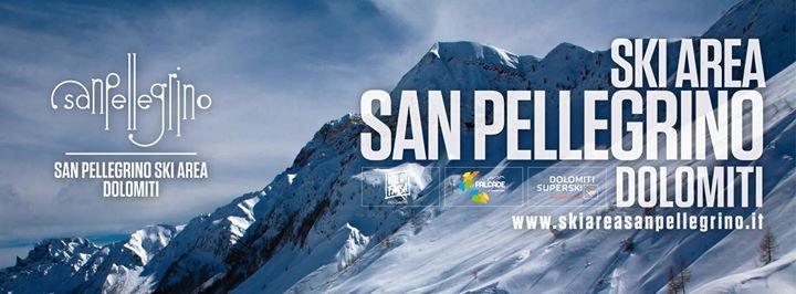 Ski Area San Pellegrino - Dolomiti cover