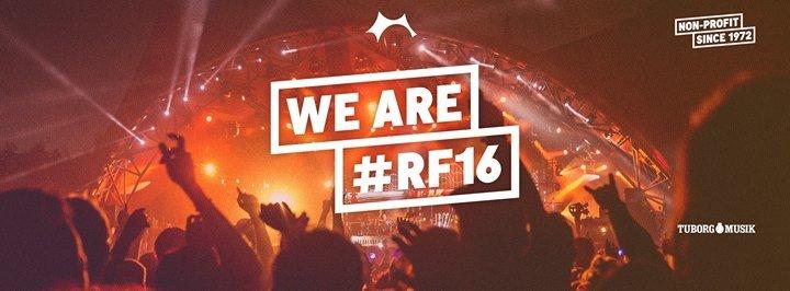 Roskilde Festival cover