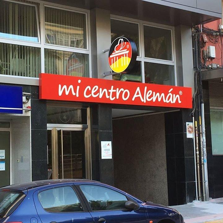 Mi centro Alemán - mein Deutschzentrum cover